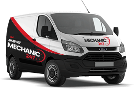 Mechanic 24/7 Dublin Van